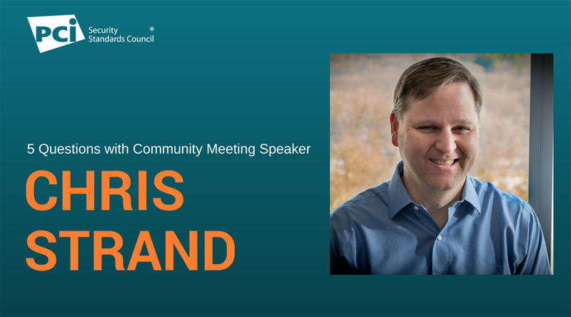 5 Questions with Community Meeting Speaker Chris Strand - Featured Image