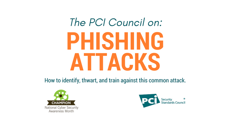 Cyber Security Awareness Month: Phishing - Featured Image