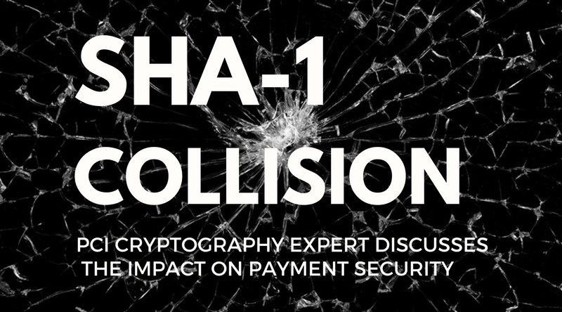 How the SHA-1 Collision Impacts Security of Payments - Featured Image