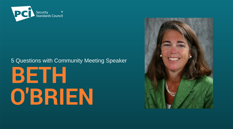 5 Questions with Community Meeting Speaker Beth O'Brien - Featured Image