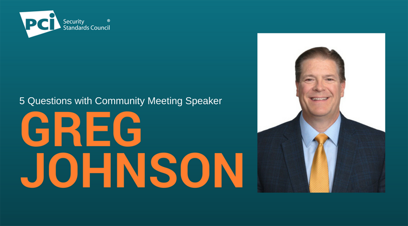 5 Questions with Greg Johnson - Featured Image