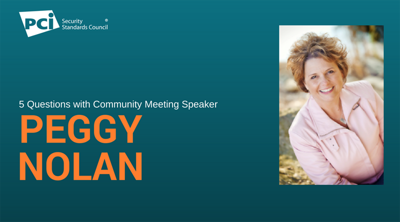 5 Questions with Community Meeting Speaker Peggy Nolan - Featured Image