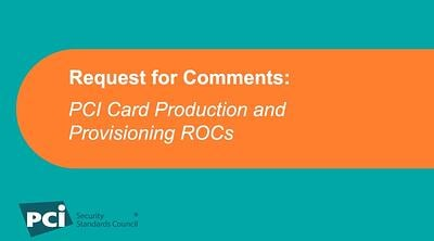 Request for Comments: PCI Card Production and Provisioning ROCs - Featured Image