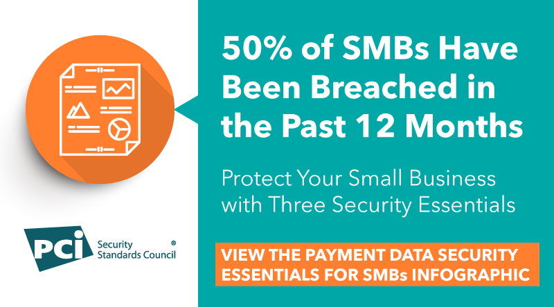 Infographic: 3 Payment Data Security Essentials SMBs Shouldn't Ignore - Featured Image