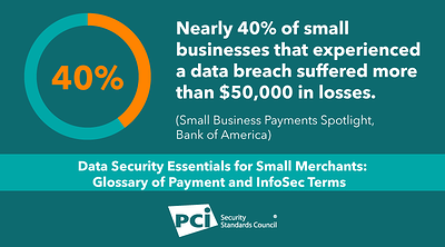 Resource for Small Merchants: Glossary of Payment and InfoSec Terms - Featured Image