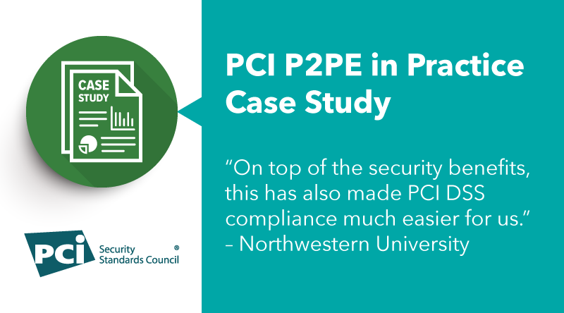 PCI P2PE in Practice Case Study: Northwestern University and CardConnect - Featured Image