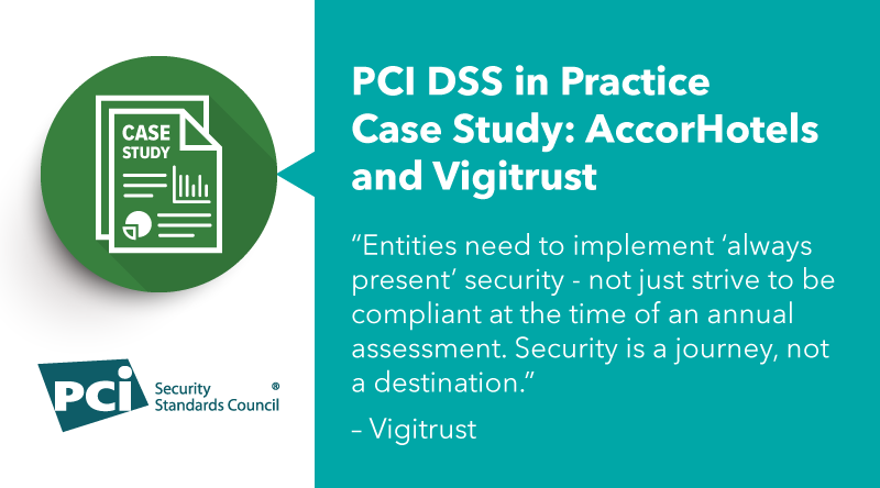 PCI DSS in Practice Case Study: AccorHotels and Vigitrust - Featured Image