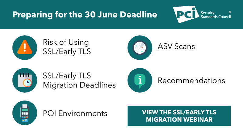Webinar: SSL and Early TLS Migration: Preparing for 30 June Deadline - Featured Image