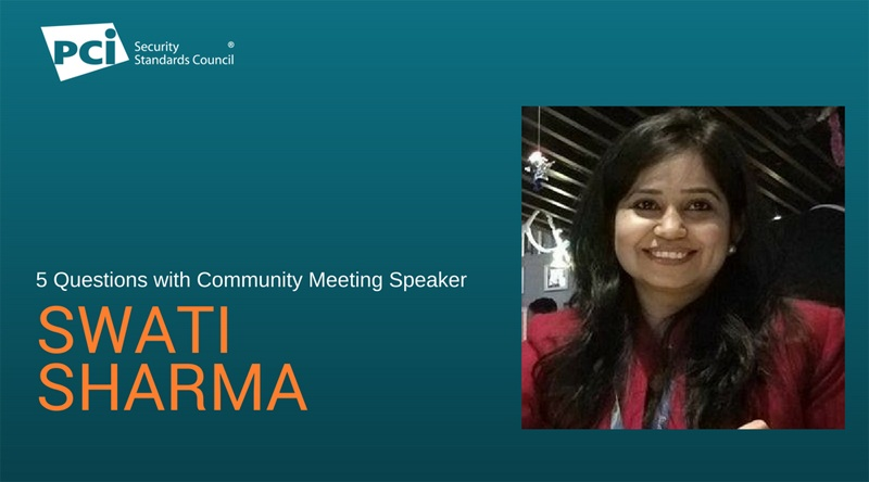 5 Questions with Swati Sharma - Featured Image