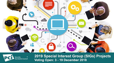 Vote Now for 2019 Special Interest Group Projects - Featured Image