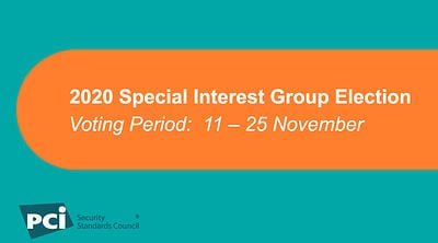 Vote Now for 2020 Special Interest Group Projects - Featured Image