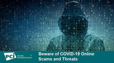 Beware of COVID-19 Online Scams and Threats - Featured Image