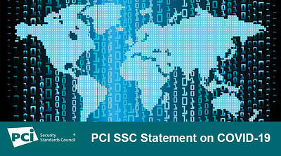 PCI SSC Statement on COVID-19 - Featured Image