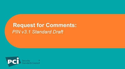 Request for Comments: PIN v3.1 Standard Draft - Featured Image