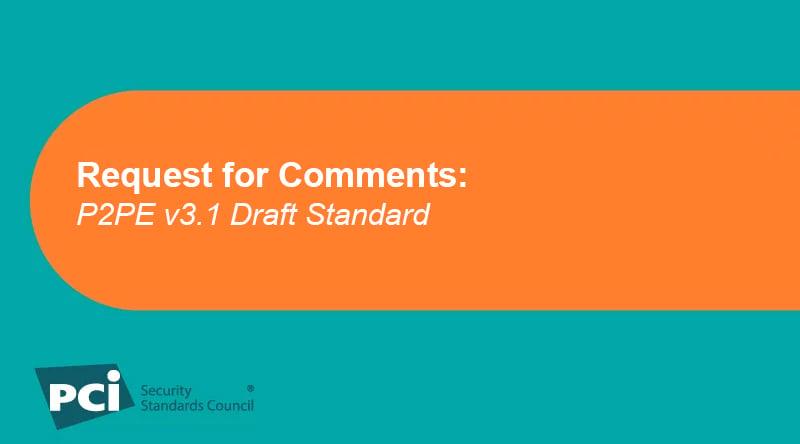 RFC-P2PE-v3-1-Draft-Standard