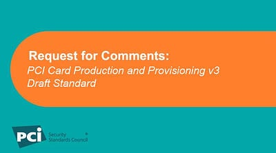 Request for Comments: PCI Card Production and Provisioning v3 Draft Standard - Featured Image