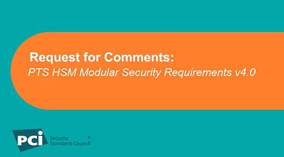 Request for Comments: PTS HSM Modular Security Requirements - Featured Image