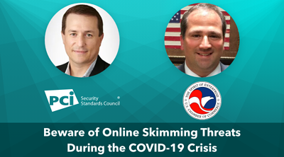 Beware of Online Skimming Threats During the COVID-19 Crisis - Featured Image