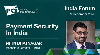 Payment Security in India: 2020 India Forum - Featured Image