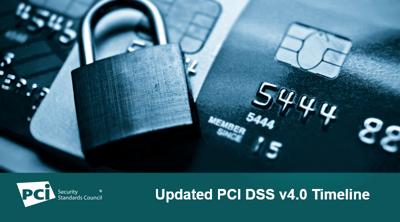 Updated PCI DSS v4.0 Timeline - Featured Image