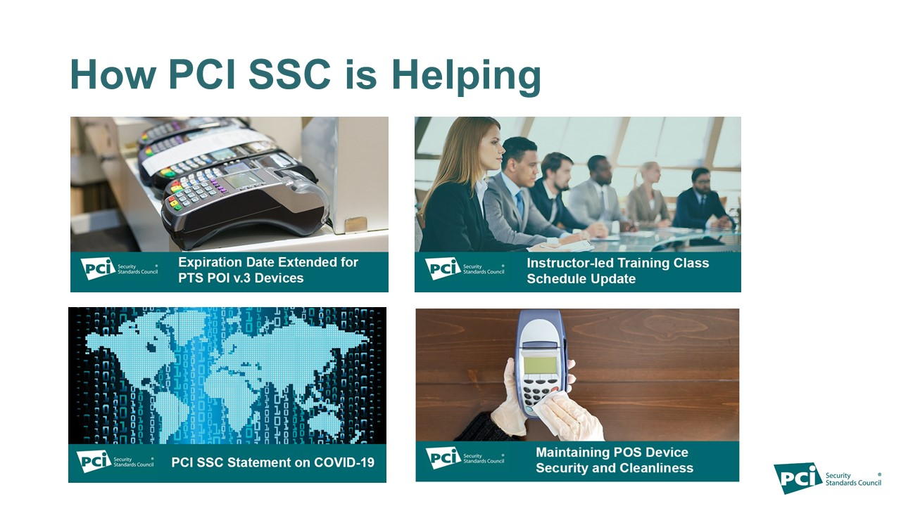 How PCI SSC is helping