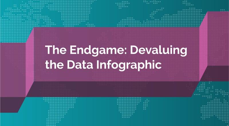 The Endgame: Devaluing the Data Infographic