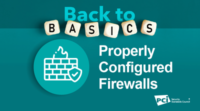 Back-to-Basics: Properly Configured Firewalls - Featured Image