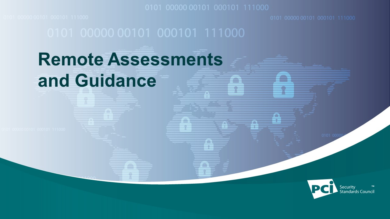 Remote assessments and guidance 2