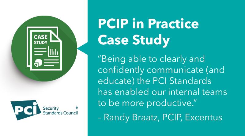 PCIP in Practice Case Study: Excentus - Featured Image