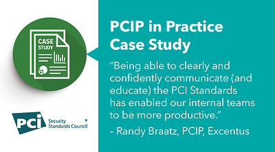 PCIP in Practice Case Study: Excentus - Featured Image