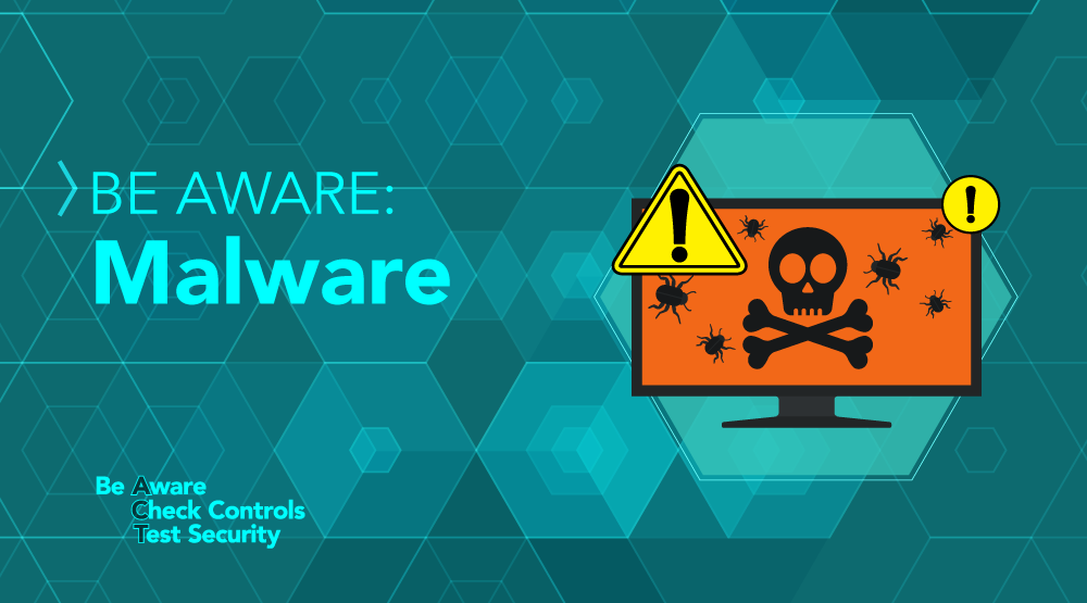 Be AWARE: Malware Is One Gift You Don't Want This Holiday! - Featured Image