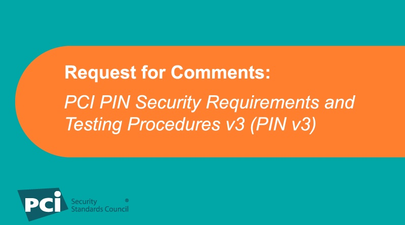 Request for Comments: PCI PIN Standard - Featured Image
