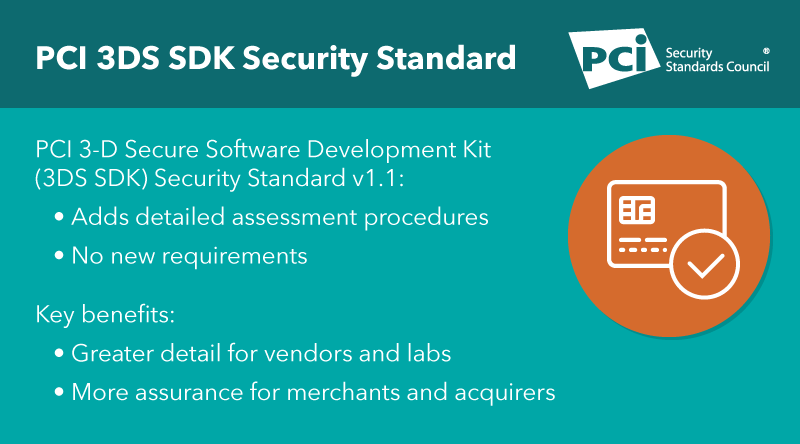 What's New in PCI 3DS SDK Security Standard Version 1.1? - Featured Image