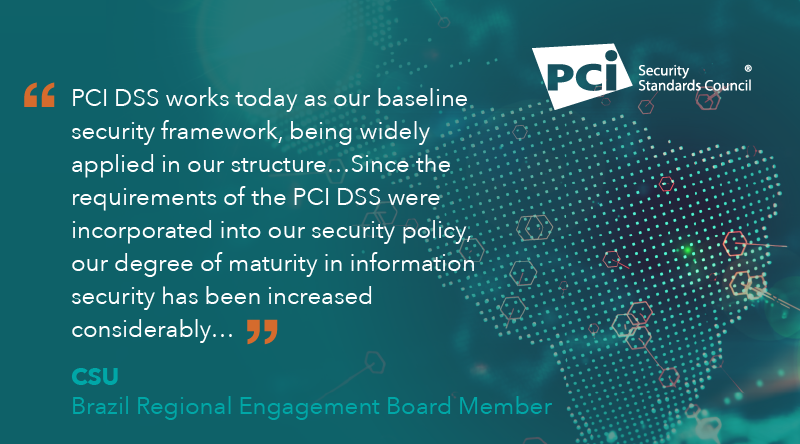 PCI DSS in Practice Case Study: CSU