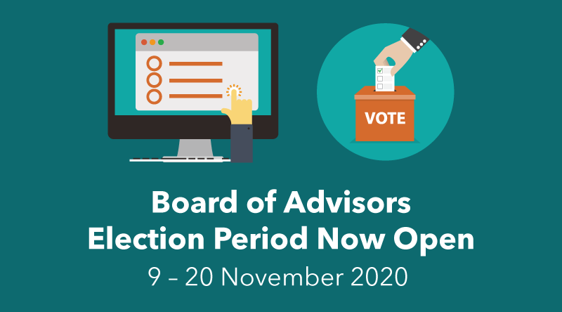 A Message from PCI SSC Executive Director Lance Johnson: Vote for the 2021-2022 Board of Advisors