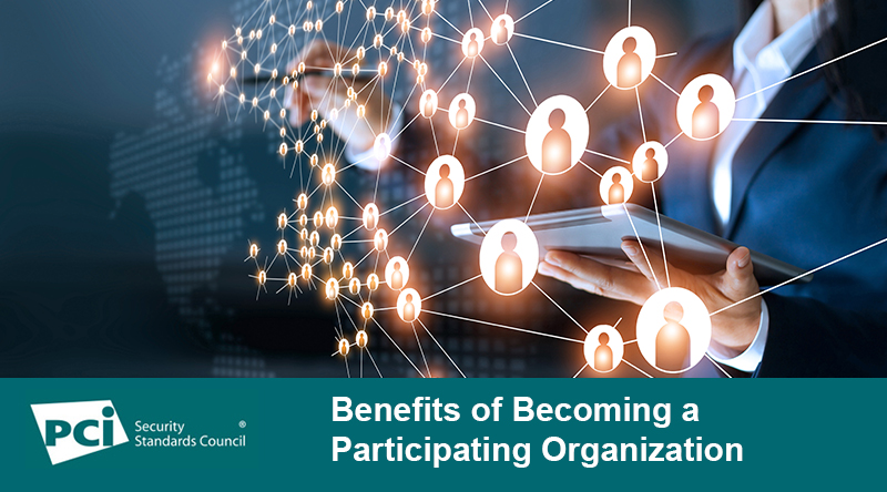 Benefits of Becoming a Participating Organization