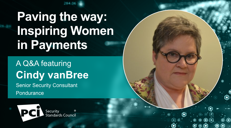 Paving the way: Inspiring Women in Payments - A Q&A featuring Cindy vanBree