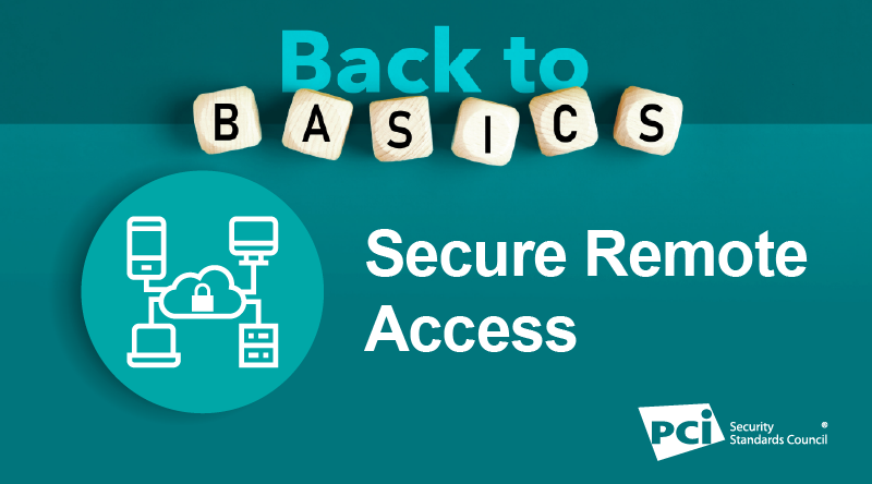 Back-to-Basics: Secure Remote Access
