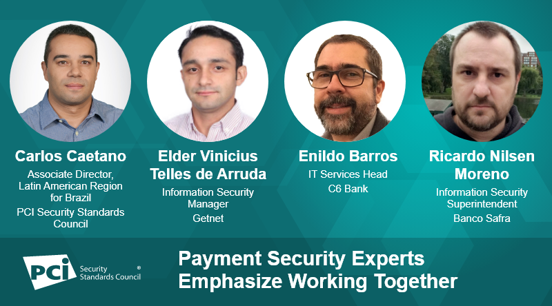 Payment Security Experts Emphasize Working Together