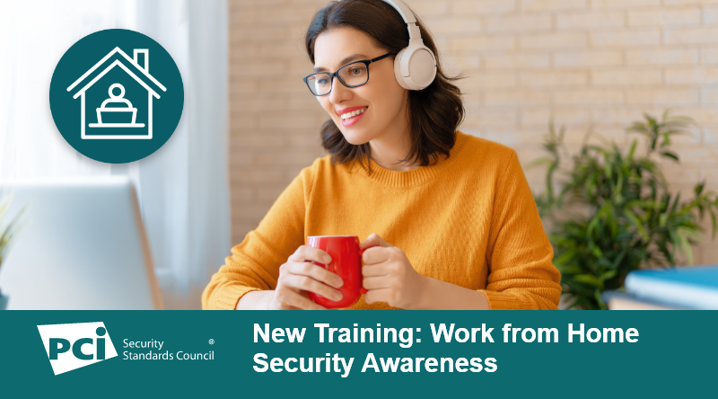 New Training: Work from Home Security Awareness