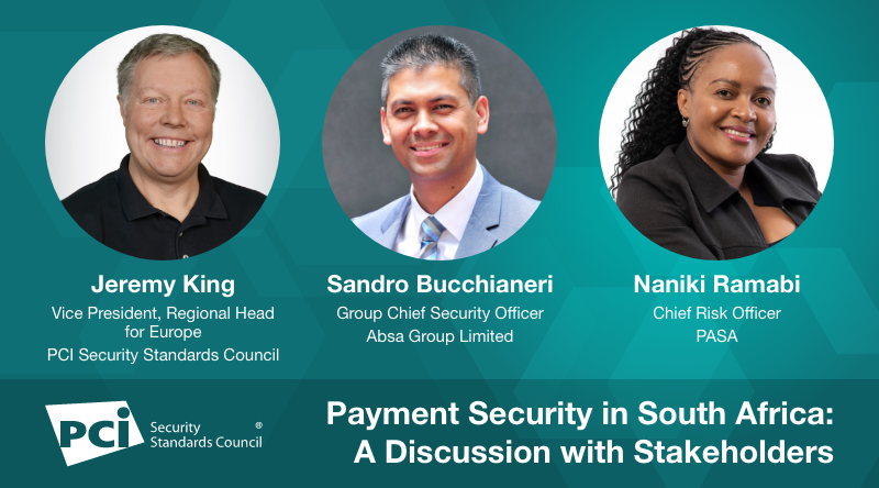 Payment Security in South Africa: A Discussion with Stakeholders